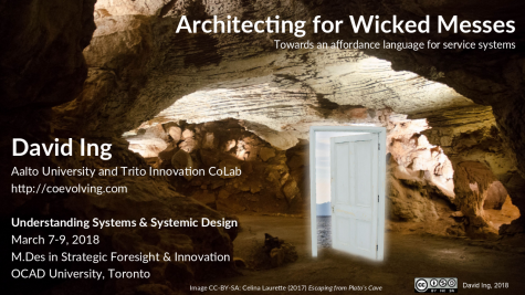 Architecting for Wicked Messes cover