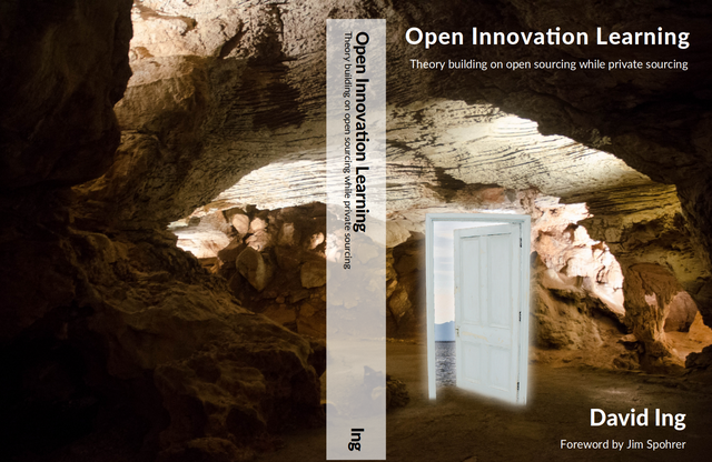Open Innovation Learning book cover